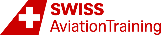 Swiss Aviation Training logo